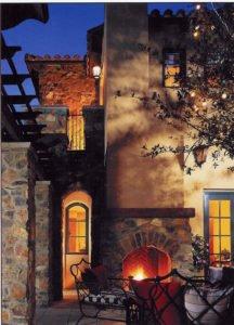 Cielo Courtyard